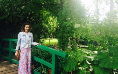Os jardins de Monet em Giverny