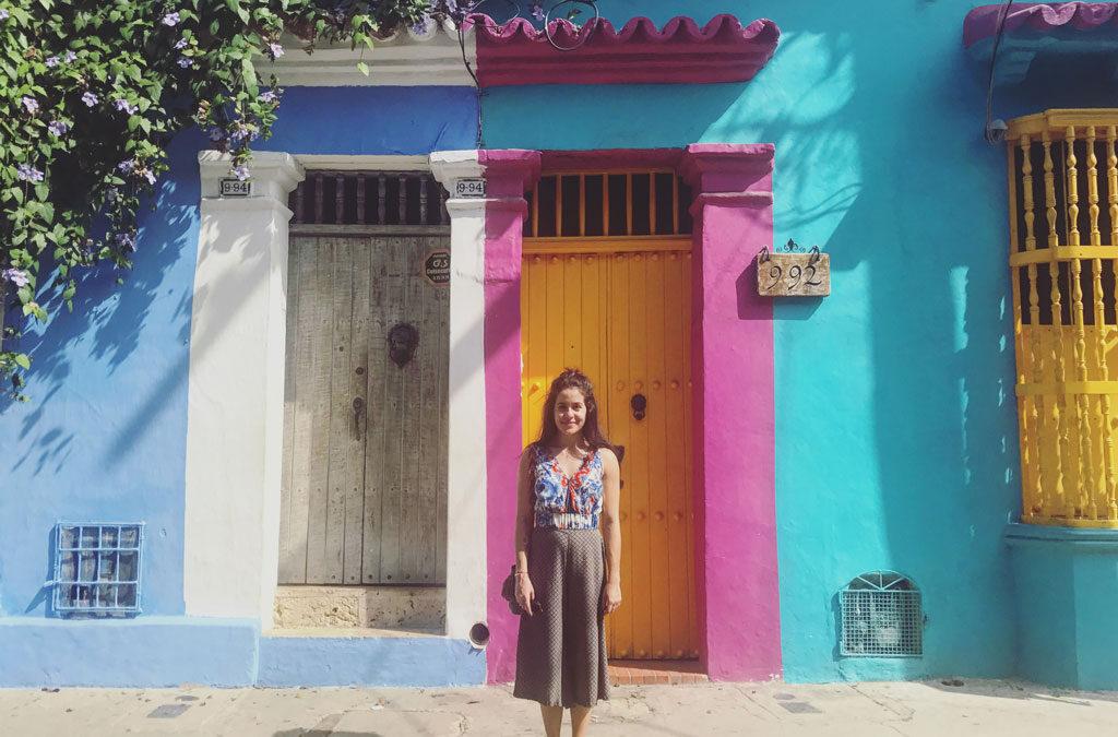 Como foi conhecer Cartagena | introdução