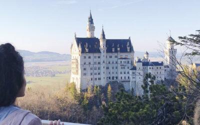 Como foi conhecer o Castelo de Neuschwanstein